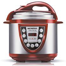 84dc7a8ce Panela Elétrica de Pressão Pratic Cook 5 Litros Mondial