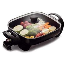 Panela Elétrica Mondial Multicook Premium, Aquece, assa, tosta, gratina, grelha e cozinha - PE-03 -