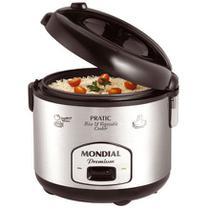 Panela Elétrica Pratic Rice & Vegetables Cooker 10 Premium 110V Mondial -
