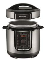 Panela Pressão Elétrica Mondial Digital Master Cooker 110V Pe-40 -