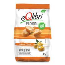Panetini Eqlibri Pão na Chapa 40g - Elma Chips -