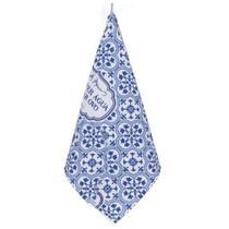Pano de Copa Mosaico - Azul - Avon