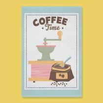 Pano de Prato Advance Coffe Time - Camesa