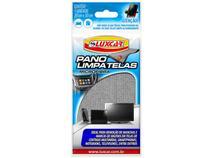 Pano Limpa Tela Microfibra 20x30cm Luxcar -