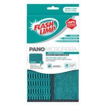 Pano Microfibra Banheiro - Flash Limp