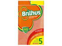 Pano Multiuso Bettanin Brilhus BT2044 - 5 Unidades