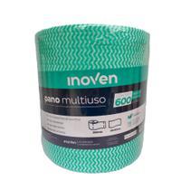 Pano Multiuso Perfex Inovem 28cm x 300m - 600 panos - Inoven