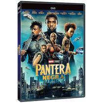 Pantera Negra (DVD) - Marvel