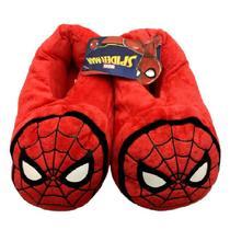 Pantufa Adulto Homem Aranha Spider Man Marvel Tamanho 38/39 -