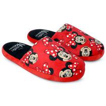 Pantufa chinelo minnie mouse 36/37 - Ricsen