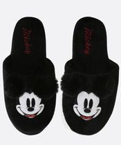 Pantufa Feminina Estampa Mickey Disney -