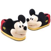 Pantufa Mickey Mouse - 43/44 - Ricsen Licenciado Disney -