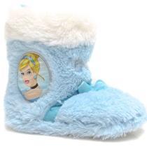 Pantufa Princesas Azul Claro 21/22 Ricsen -