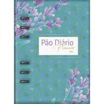 Pao diário - planner 2021 azul - Pao Diario - Calendarios