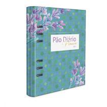 Pão Diário  Planner 2021 Azul - Publicações Pão Diário
