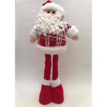 Papai Noel pernas extensíveis - Wincy Natal