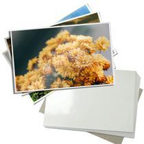 Papel Adesivo Brilhante 20 Folhas Fotográfico A4 135g Glossy alta definição - Jojo