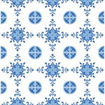 ea9bd18bd Papel ConTact Decorativo Azulejo Porto Rolo com 10m x 45cm - Vulcan