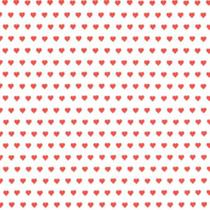 Papel ConTact Decorativo / Love  Rolo com 10m x 45cm - Vulcan