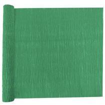 Papel Crepon Sm   048 x 200 cm  Verde Bandeira SM0365 -
