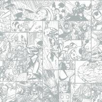 Papel de Parede Quadrinhos Marvel DY0269 -