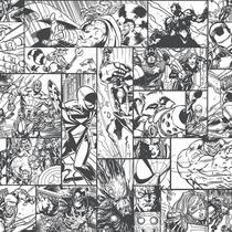 Papel de Parede Quadrinhos Marvel DY0270 -