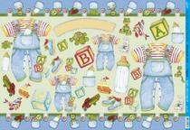 Papel Decoupage Grande Bebê PD-518 - Litoarte -