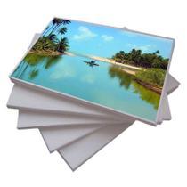 Papel Foto Fotográfico Adesivo Glossy Brilhante A4 135g Kit 100 folhas - Vbm Pinheiro (Importado)