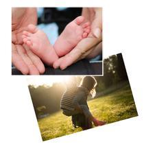Papel Fotográfico Adesivo Glossy A4 130g Branco Brilhante Resistente à Água / 50 folhas - Premium*