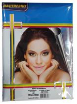 Papel Fotográfico Glossy  Masterprint A3 180 Gramas 20 Folha -