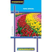 Papel Fotografico INKJET A4 Matte Adesivo 108G - Masterprint