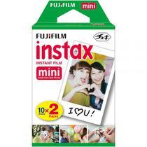 Papel Fotográfico Instax Mini Pack 20 Unidades - Fujifilm -