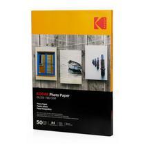 Papel Fotográfico Kodak  A4 180g Gloss 50 Folhas - CGP180 / 481151 -