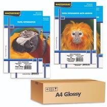 Papel Fotográfico Masterprint Adesivo + Glossy 300 Folhas -
