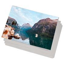 Papel Fotográfico p/ Jato de Tinta PET A4 210g - 100 Folhas - Tudoprafoto