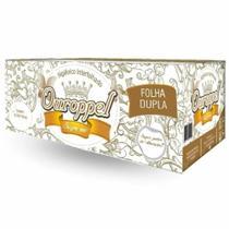 Papel Higiênico Folha Dupla Interfolhado Caixa com 8000 Folhas Ouropel - Ouroppel -