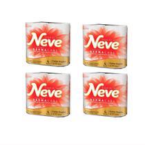 Papel Higiênico Folha Dupla Neve Neutro C/4 Pacotes 30mx10cm -