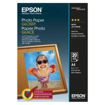 PAPEL PHOTO PAPER GLOSSY 200g/m2 A4 C/20 FLS S041140 EPSON -