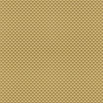 Papel Scrapbook Hot Stamping Litoarte SH30-002 30x30cm Estampa Geométrica Dourado Fundo Marrom -