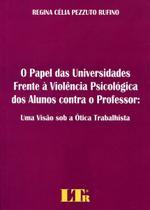 Papel Univ. F. Viol. Psico. A. C/ Professor-1ed/15 - Ltr