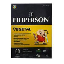 Papel Vegetal Filiperson A4 60g 10 Folhas Translúcido -