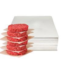Papel Vegetal Hambúrguer Quadrado 14x14 - 1kg - Aitec