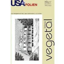 Papel Vegetal Lasergraph A4 60g/m² USA Folien 50 Folhas -