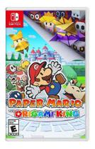 Paper Mario The Origami King Nintendo Switch Midia Fisica -
