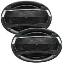 Par Alto Falante 6x9 Polegadas 240W Rms 4 Vias Quadriaxial Roadstar RS-695 Unit -