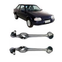 Par Braço Oscilante Dianteiro Escort - Verona Volkswagen Apollo s/ Kit Bucha - Perfect