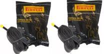 Par Câmara Ar Bicicleta 26 1.5 2.2 Válvula Grossa Pirelli 26 -