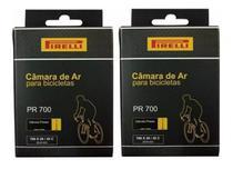 Par Camara De Ar Pirelli 700x28/45c 29x1.50/1.75 Valvula 48m -