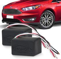 Par Canceller Ford Focus Kit Xenon Farol BaixoE Alto - Tromot