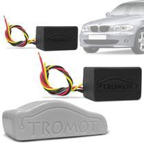 Par Canceller LED TLL02 55W BMW 12 a 16 Anti-flash Proteção Circuito - Tromot